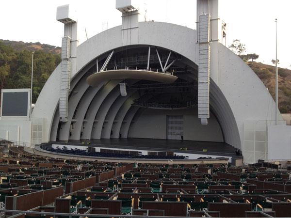 Hollywood Bowl Terrace Box 1024