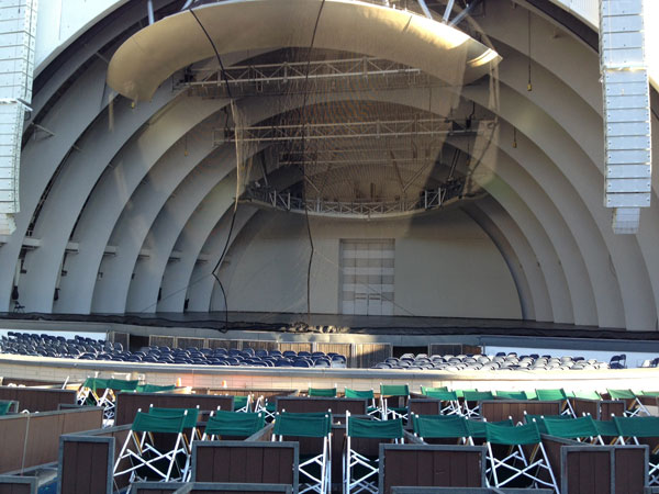 Hollywood Bowl Garden Box 533