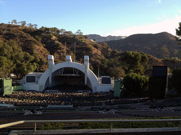 Hollywood Section R2 Row 5