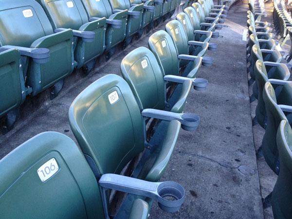 Hollywood Bowl Super Seats