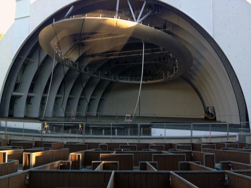 Hollywood Bowl Box 623