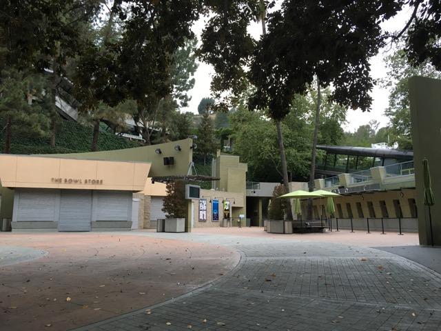 Hollywood Bowl Box Office Plaza