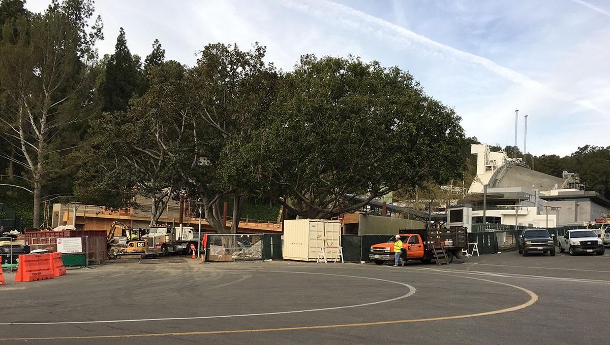 Hollywood Bowl Plaza