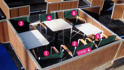 sixboxseating