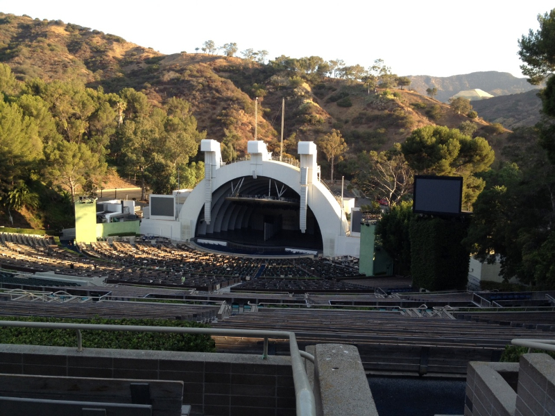 Hollywood Bowl Section Q2