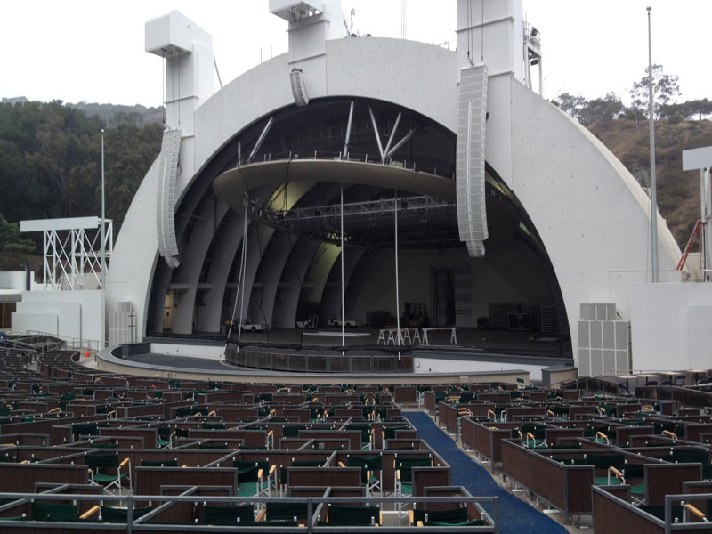 Hollywood Bowl Box 1020
