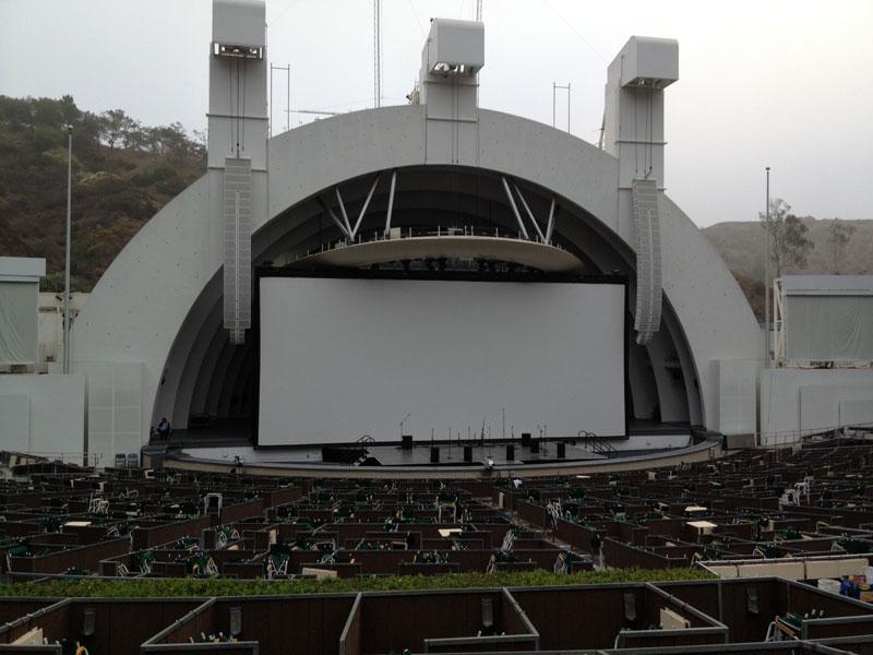 Hollywood Bowl Box 1353