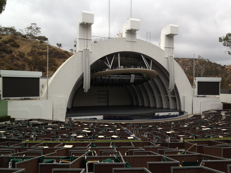 Hollywood Bowl Box 1662