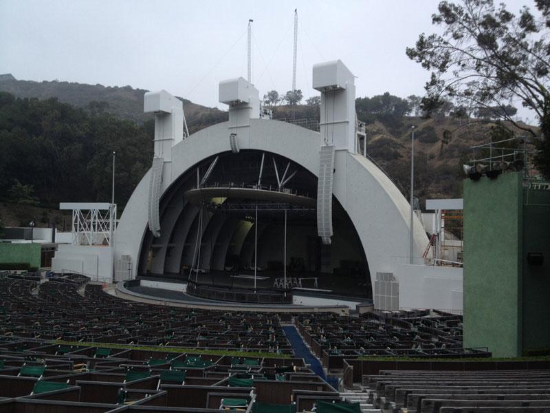 Hollywood Bowl Box 1720