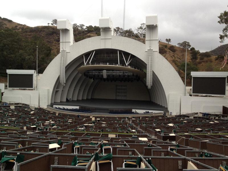 Hollywood Bowl Box 1733