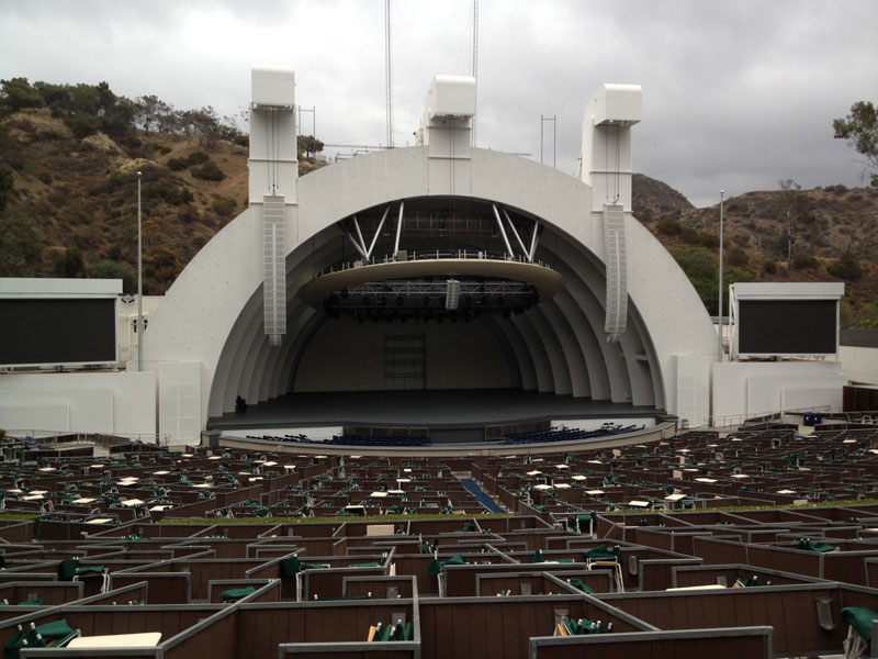 Hollywood Bowl Box 1753
