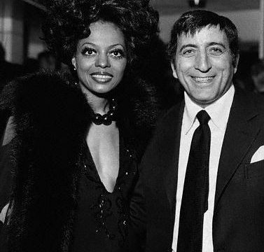 Diana Ross & Tony Bennett