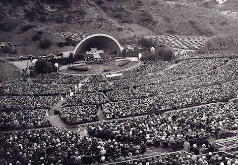 Easter at the Hollywood Bowl
