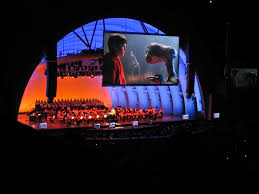 Hollywood Bowl Movie Night