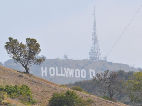 See the Hollywood Sign from the Hollywood Bowl.