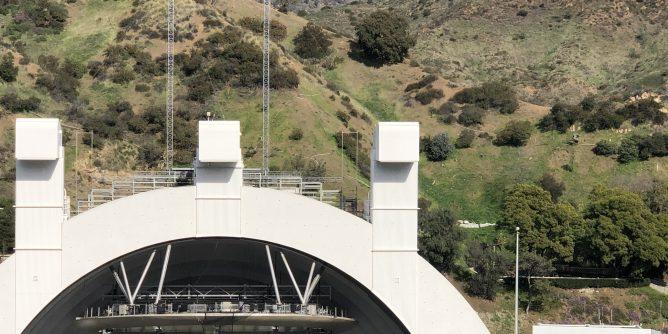 Hollywood Bowl Hollywood Sign